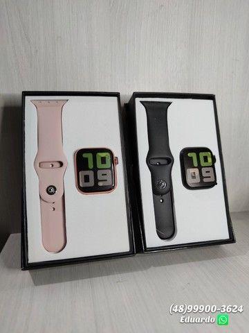 Relógio Smartwach X7 Sport Faz Recebe Ligações Ios Android   - Foto 6