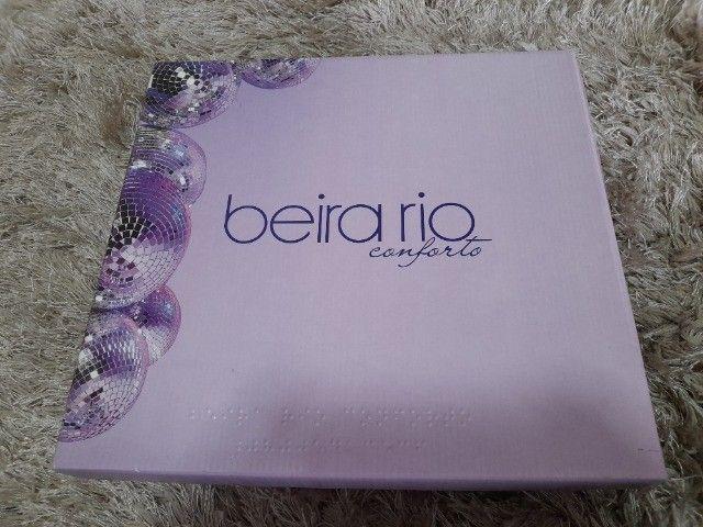 Bota Beira Rio confort NOVA na caixa - Foto 6