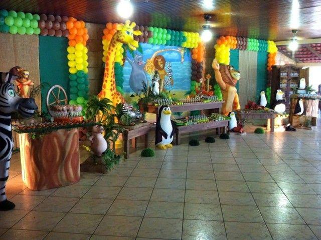 venda de decoração para festa infantil