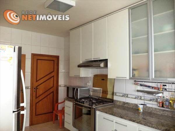 Apartamento à venda com 4 dormitórios em Castelo, Belo horizonte cod:465894 - Foto 16