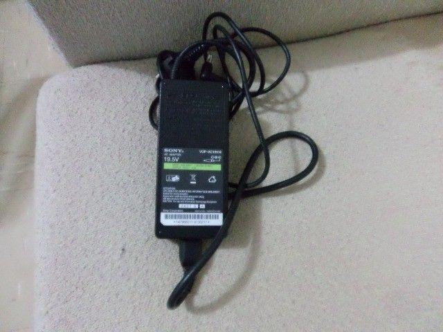 carregador original para notebook sony vaio por R$150 tratar 9- *