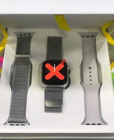 Pronta Entrega Original Smartwatch Relógio Inteligente Iwo12 Pro Série 5 44mm