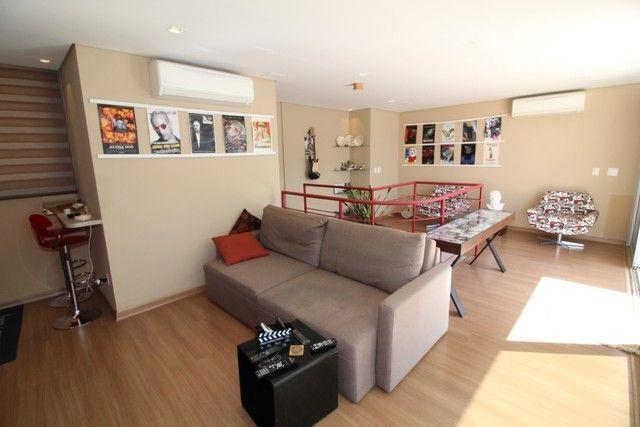 Cobertura no LUXEMBURGO climatizada, som ambiente , três quartos - Foto 17