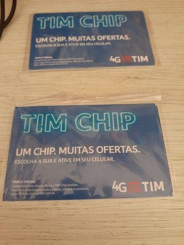 Tim Chip 4G escolha a sua e ative em seu celular