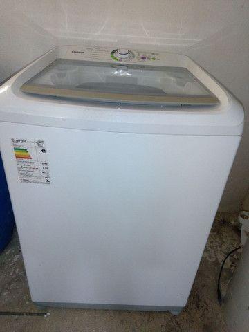 Maquina de lavar roupas Consul 15kg novíssima  - Foto 6