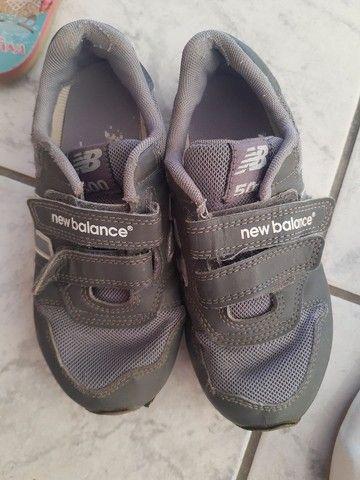 Lote sapatos infantil - Foto 3