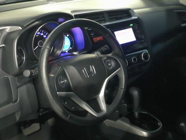 Honda fit 1.5 exl cvt automatica completo - Foto 12