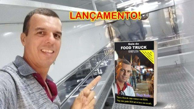 Trailer Top 5x2m Food Truck Direto da Fábrica Especialista - Foto 6