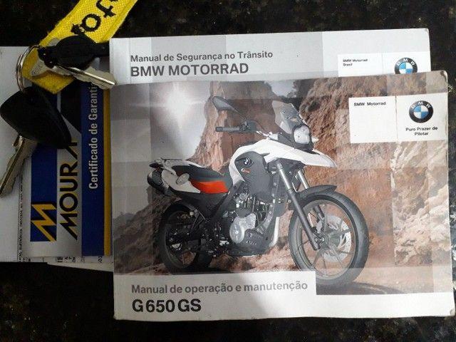BMW GS650 2016 - Foto 7