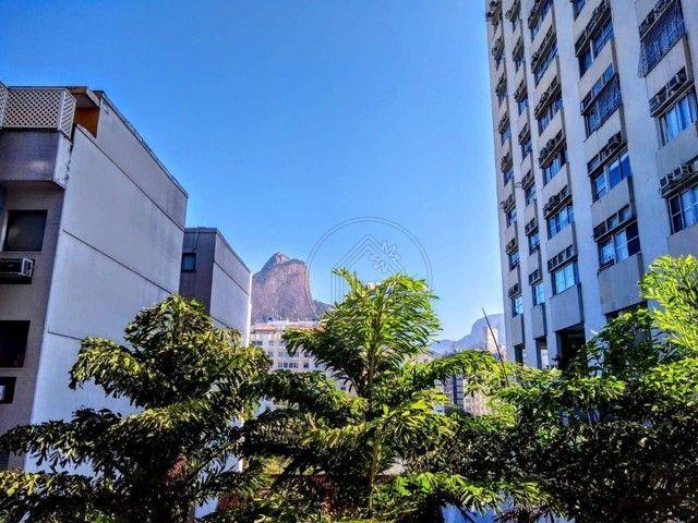 Flat com 1 dormitório à venda, 38 m² por R$ 1.400.000,00 - Leblon - Rio de Janeiro/RJ