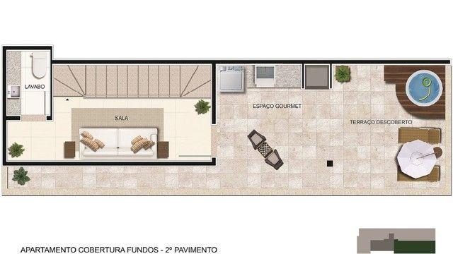 Cobertura à venda, 1 quarto, 2 vagas, Anchieta - Belo Horizonte/MG - Foto 3