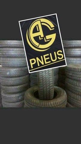 Pneu pneus A Gente tem pneu com preço ótimo