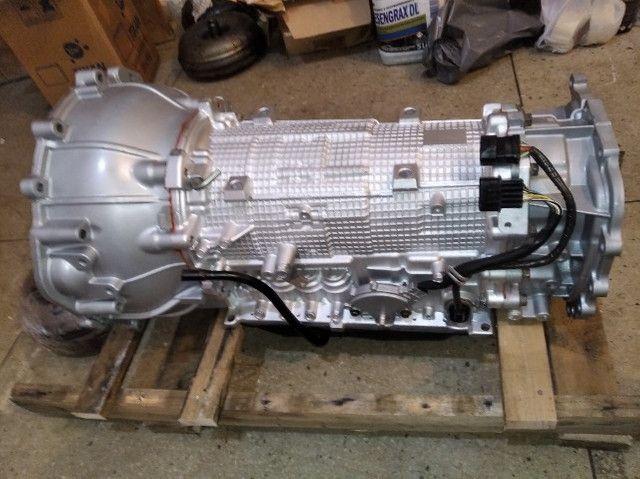 Cambio Automatico 4m L200 Triton 3.2 Pajero Dakar 3.2 4x4 2007 a 2012 Recondicionado - Foto 3