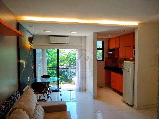 Flat com 1 dormitório à venda, 38 m² por R$ 1.400.000,00 - Leblon - Rio de Janeiro/RJ - Foto 5
