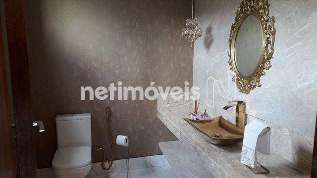 Casa à venda com 4 dormitórios em Garças, Belo horizonte cod:443481 - Foto 17