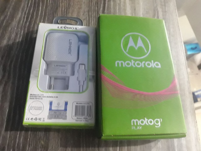 Moto g7 pley