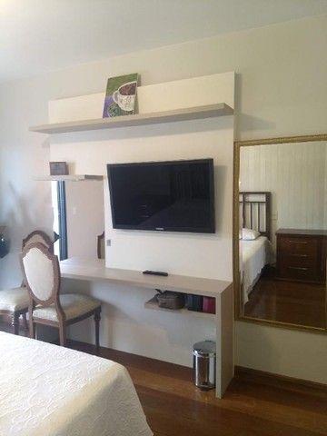 Apartamento Mobiliado com 4 dormitórios para alugar, 239 m² por R$ 5.000/mês - Chácara Urb - Foto 18