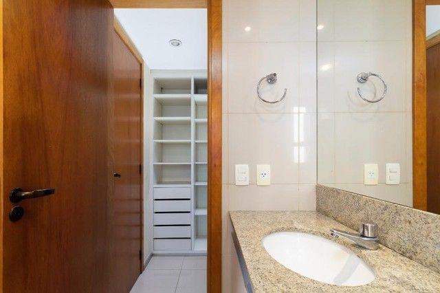 Apartamento com 4 quartos para alugar, 300 m² por R$ 13.500/ano - Pina - Recife/PE - Foto 19