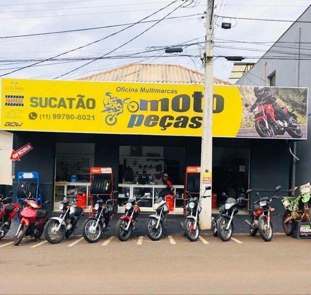 TIGER 800 XCX SUCATA RETIRADA DE PEÇAS - Foto 2