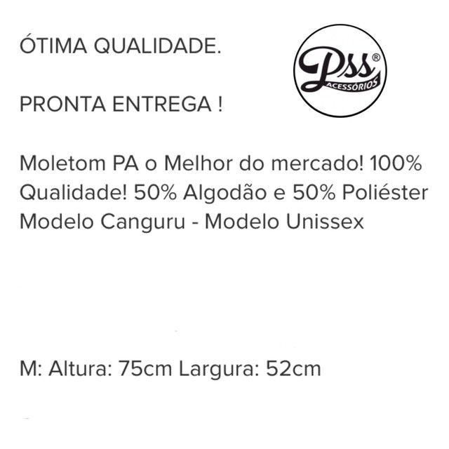 MOLETOM COM CAPUZ  - Foto 3