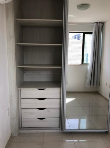 Apartamento 1 suíte para alugar, 34 m² por R$ 2.200/mês, tudo incluso, exceto CELPE- Graça - Foto 19