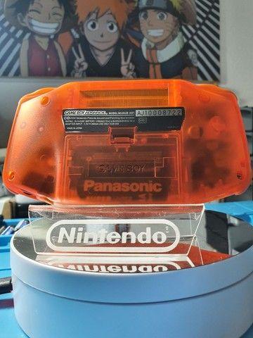 - Game Boy Advance Original Charmander Flamethrower Ips  - Foto 2