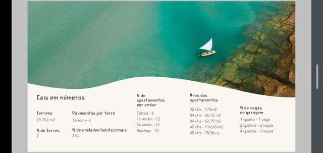 FG* 4Suítes-Pé na Areia-Praia de Muro Alto-175m²-Beach Club e Restaurante Beira Mar - Foto 5