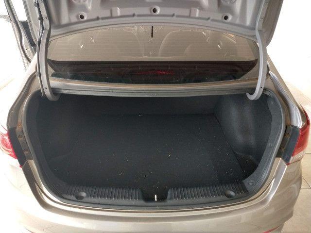 Hyundai HB20S Comfort Plus 1.6 Flex Automático 2019 - 27.481 Km / Garantia Fábrica 11/2023 - Foto 14