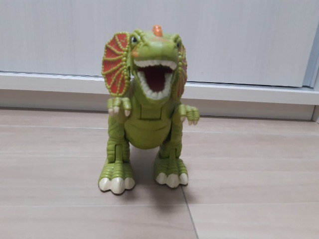 Dinossauro fisher