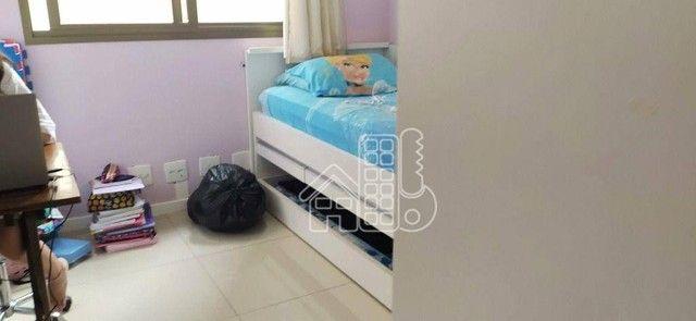 Apartamento com 3 dormitórios à venda, 98 m² por R$ 1.300.000,00 - Icaraí - Niterói/RJ - Foto 14