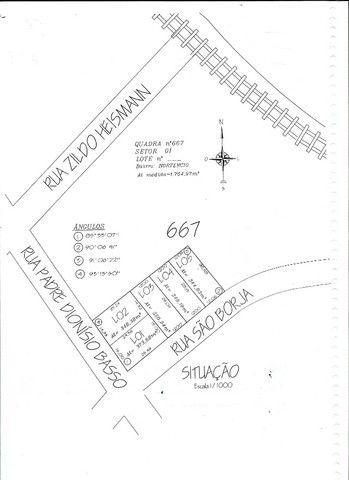 Vendo terrenos em bairro Hortencio Girua RS - Foto 2