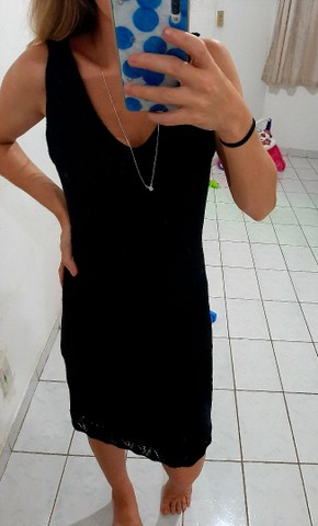 Vestido tricô  - Foto 2