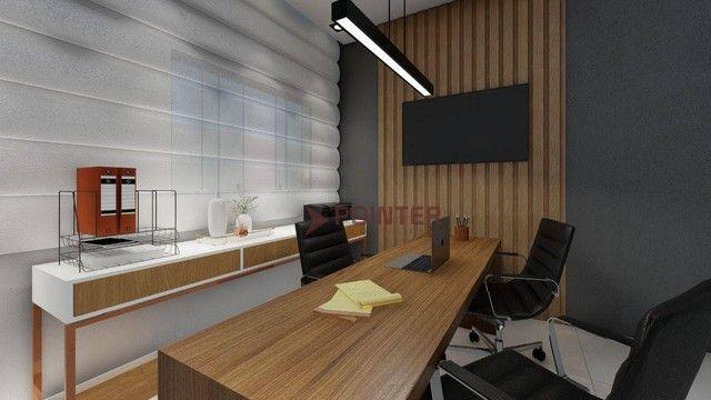 Sobrado com 4 dormitórios à venda, 615 m² por R$ 1.899.000,00 - Condomínio do Lago - Goiân - Foto 16