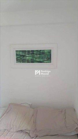 Charmoso apartamento Mobiliado em Boa Viagem, ao lado do Colégio Santa Maria e Academia. R - Foto 13