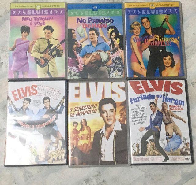 DVD Filmes Elvis Presley