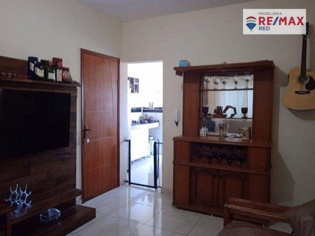 Apartamento com 3 dormitórios à venda, 80 m² por R$ 220.000,00 - Santo Agostinho - Conselh