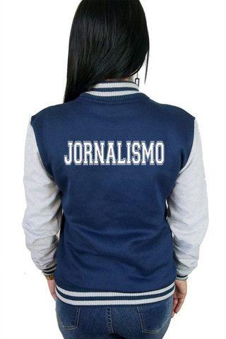 Jaqueta College Feminina Faculdade - Foto 6