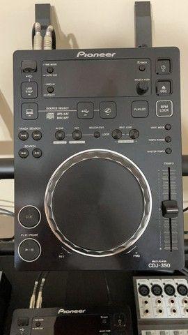 Kit CDJ350 e DJM350 - Foto 2