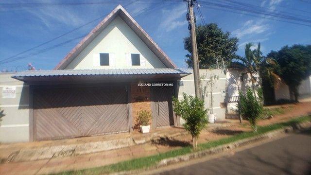 CAMPO GRANDE - Casa Padrão - Vila Futurista