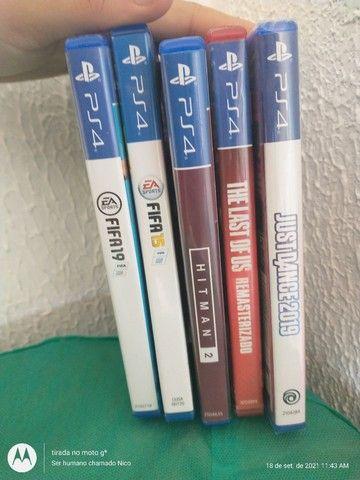 VENDO jogos de PS4 - Foto 2