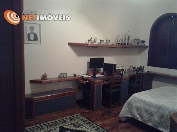 Casa à venda com 4 dormitórios em Bandeirantes (pampulha), Belo horizonte cod:506647 - Foto 13