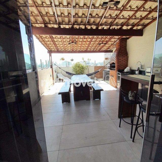 Apartamento à venda com 3 dormitórios em Castelo, Belo horizonte cod:527222 - Foto 15