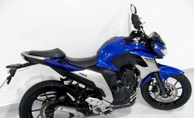 MOTO Yamaha fazer (entrada + boletos)  - Foto 5