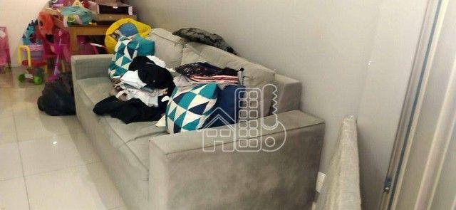 Apartamento com 3 dormitórios à venda, 98 m² por R$ 1.300.000,00 - Icaraí - Niterói/RJ - Foto 13