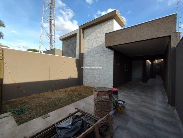 CAMPO GRANDE - Casa Padrão - Jardim Montevidéu - Foto 16