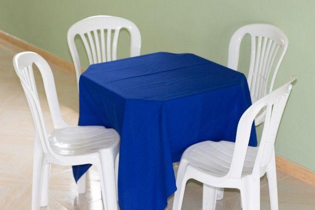 Alugueis de conjuntos de mesas, toalhas, tinas olaria, ramos e penha. não cobramos frete
