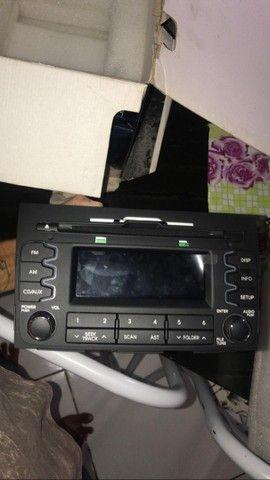 Rádio Cd Player Original - Foto 2