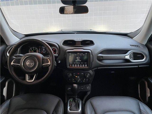 Jeep Renegade 2019 2.0 16v turbo diesel longitude 4p 4x4 automático - Foto 5