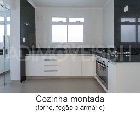 Apartamento à venda, 3 quartos, 1 suíte, 3 vagas, Sion - Belo Horizonte/MG - Foto 9