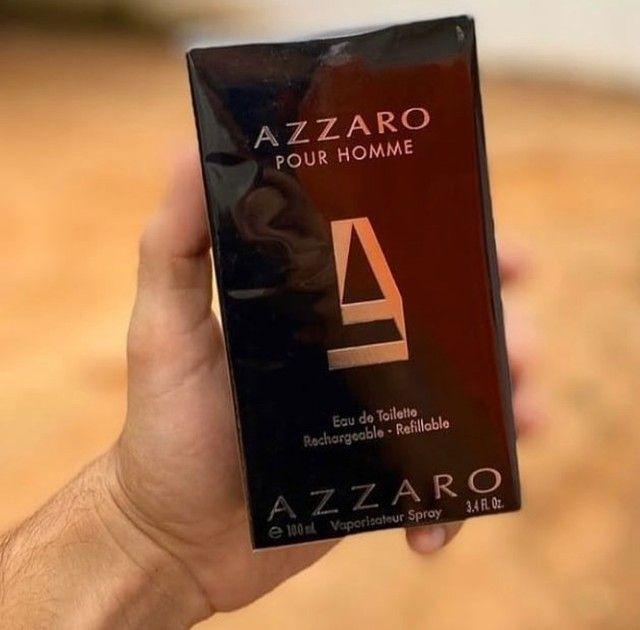 Azzaro Pour Homme- Perfume Masculino - Eau de Toilette - 100ML / Produto Original